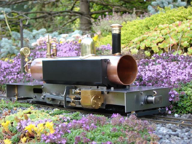 Another engine - Garden Railway Forum