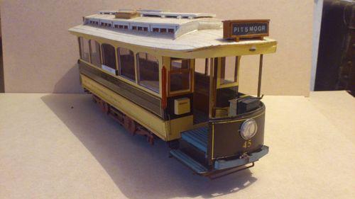 PD Hancock Tram - Garden Railway Forum
